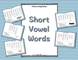 Short Vowel CVC Words