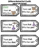 Short Vowel Words I Have Who Has Phonics Game