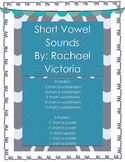 Short Vowel Worksheets & Posters