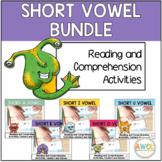 Short Vowel Worksheets and Activities Bundle