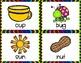 Short Vowel Write the Room: Short u vs. Short e (Aligned to 1st Grade Journeys)