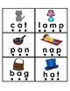 CVC words - Short vowel a