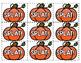 Vowels: Pumpkin SPLAT! Bundle (Editable)