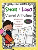 Short and Long Vowels - Distance Learning