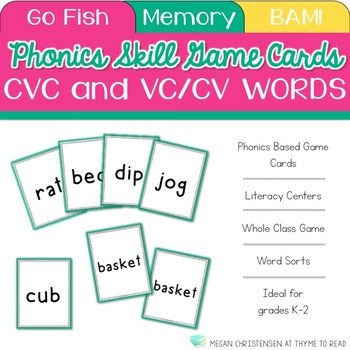 Vccv Words Worksheets Teaching Resources Teachers Pay