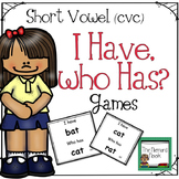 Short Vowel (cvc) Games