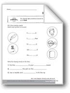 Short Vowel digraphs