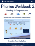 Phonics & Short Vowel eWorkbook 2 - by I See, I Spell, I Learn®