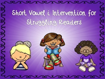 Short Vowel i Intervention