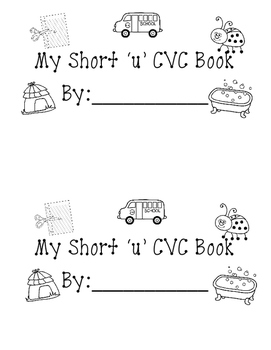 Short Vowel leveled CVC books