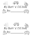 Short Vowel leveled CVC books