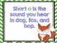 Short Vowel (o) interactive Power-Point