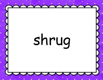 Short Vowel 'u' Word Families GAME SHOW for PowerPoint