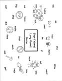 Short Vowel/Long Vowel Game