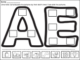 CVC Worksheets for Practicing Short Vowels
