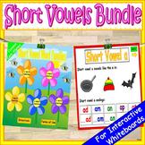 Short Vowels Kindergarten PowerPoint