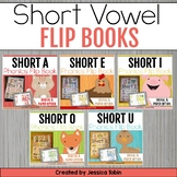 Short Vowels Flip Books