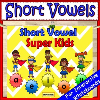 Short Vowels Kindergarten | Short Vowels Activities | Elkonin Boxes