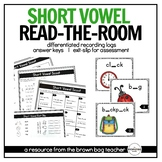 Short Vowels: A Differentiated Write-the-Room