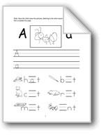 Short Vowels: A, E