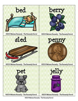 Word Work: Short Vowels