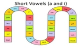 Short Vowels (A and I)