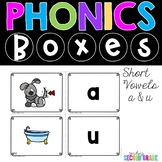 Short Vowels A and U