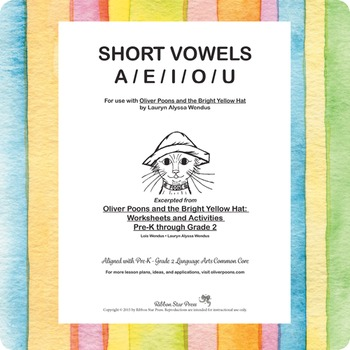 Short Vowels Activities Download