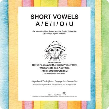 Short Vowels Activities Download