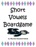 Short  Vowels  Boardgame