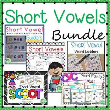 Short Vowels Bundle