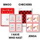 Short Vowels CVC Board Game - Island Hoppers