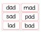 Short Vowels - CVC - Bump game
