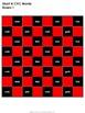 Short Vowels (CVC) - Checkers