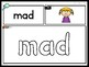 Short Vowels CVC Word Dough Mats