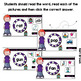 Short Vowels CVC Word Work Digital Center 2 - Click Click Go!
