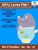 Short Vowel Center (cat)