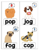 Short O Word Families (Dogs)