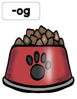 Short Vowel Center (Dogs)