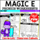 Phonics Worksheets Bundle Busy Bodies No Prep Packets