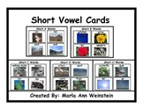 Short Vowels Cards