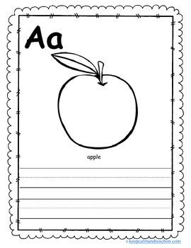 Color & Write Short Vowels  (a, e, i, o, u)