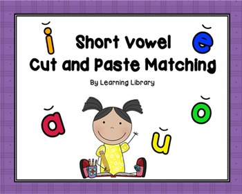 Vowel Activities
