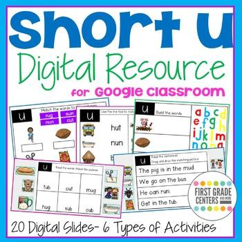 Short Vowels Digital Resource Bundle
