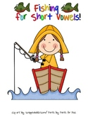 Short Vowels (Fishing for Short Vowels!) Thanks for your f