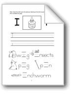 Short Vowels: I, O, U