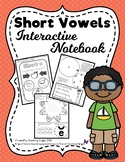 Short Vowels Interactive Notebook