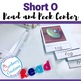 Short Vowels Literacy Center with Short O words