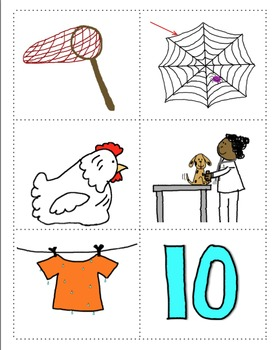 Short Vowels: MORE Writing words with /e/