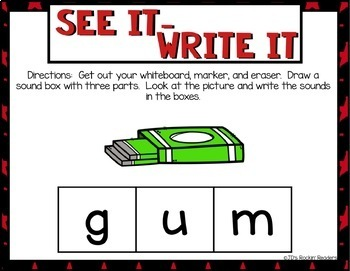 Short Vowels Word Work Activities and Games Distance Learning